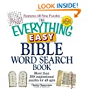 The Everything Easy Bible Word Search Book: More than 200 inspirational puzzles for all ages