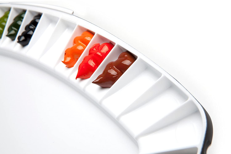 Mission Mijello Fusion Folding 20 space Removable Palette Water color Palette