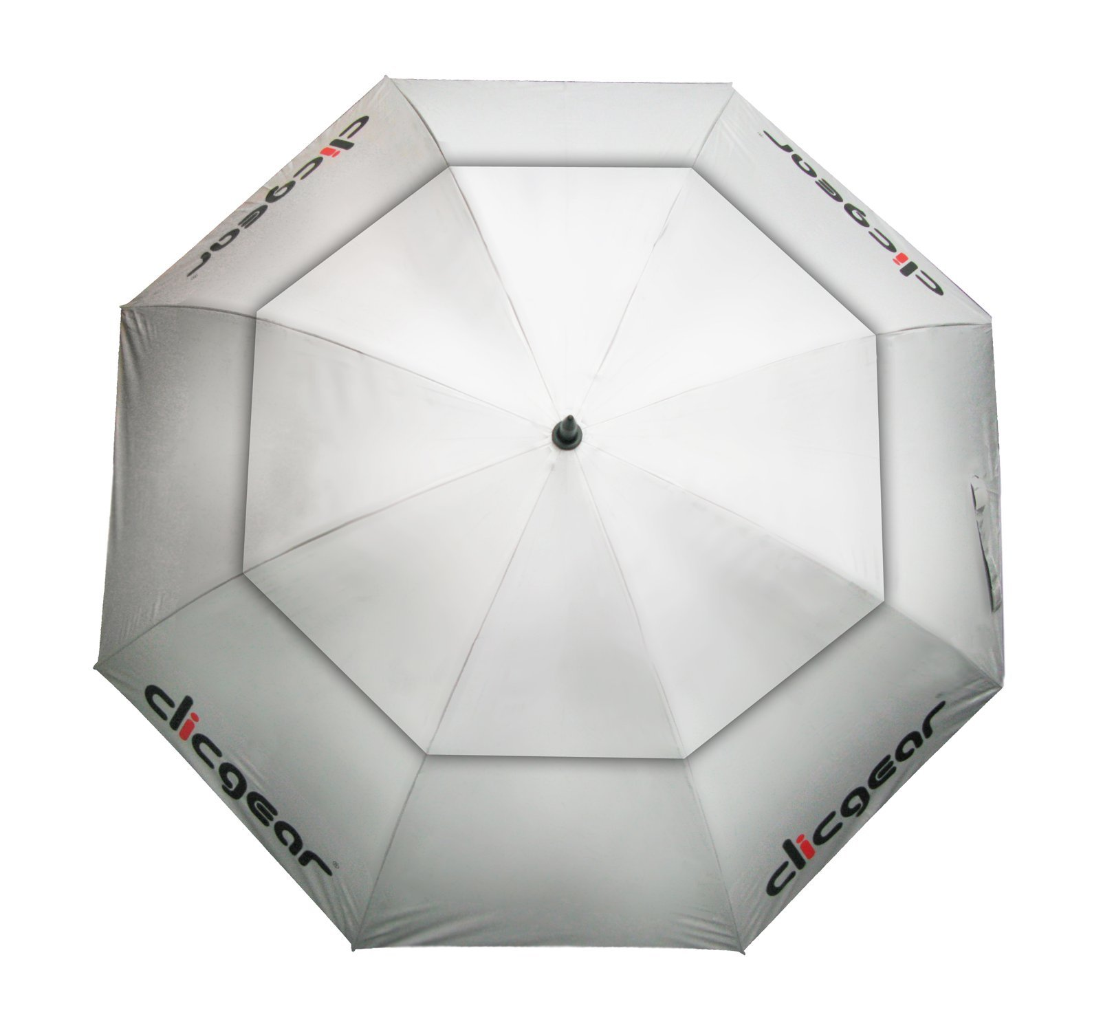 Clicgear Double Canopy 68'' Umbrella (Silver)