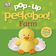 Pop-Up Peekaboo! Farm: Pop-Up Surprise Under Every Flap!