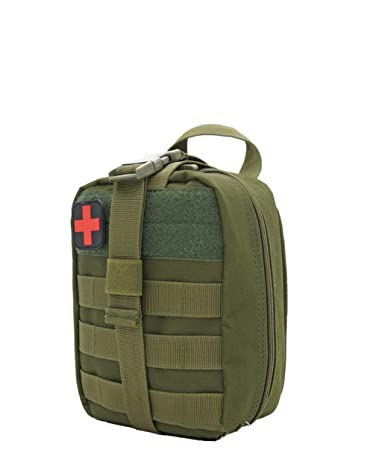 Amazon com | Army fan tactical package outdoor medical kit