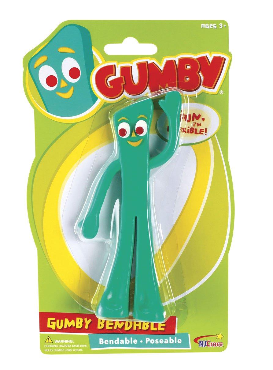 NJ Croce Gumby Bendable Figure Pro-Motion Distributing Direct 4511