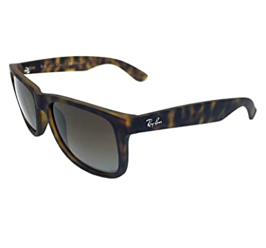 b304469204f Image Unavailable. Image not available for. Color  Ray Ban RB4165 865 T5  Tortoise  Brown Gradient 55mm Polarized Sunglasses