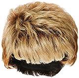 Lux Hair by Sherri Shepherd Textured Pixie Wig, Blonde/Auburn/Brown, 0.8 Pound