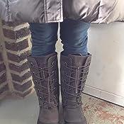 e805e486b Amazon.com | Baffin Women's Coco Insulated Suede Winter Boot | Snow ...