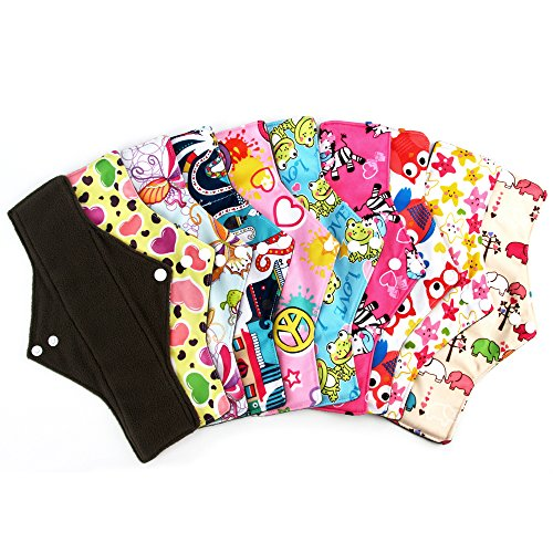 HailiCare Inches Reusable Sanitary Pads