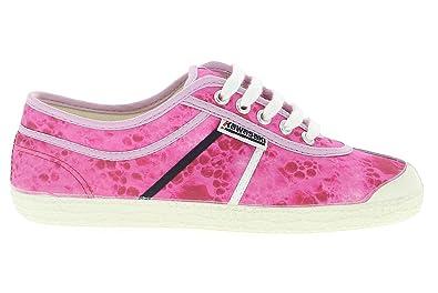 Kawasaki BSC SH Satn - Zapatillas para Mujer, Color Bacteria/Pink, Talla 37