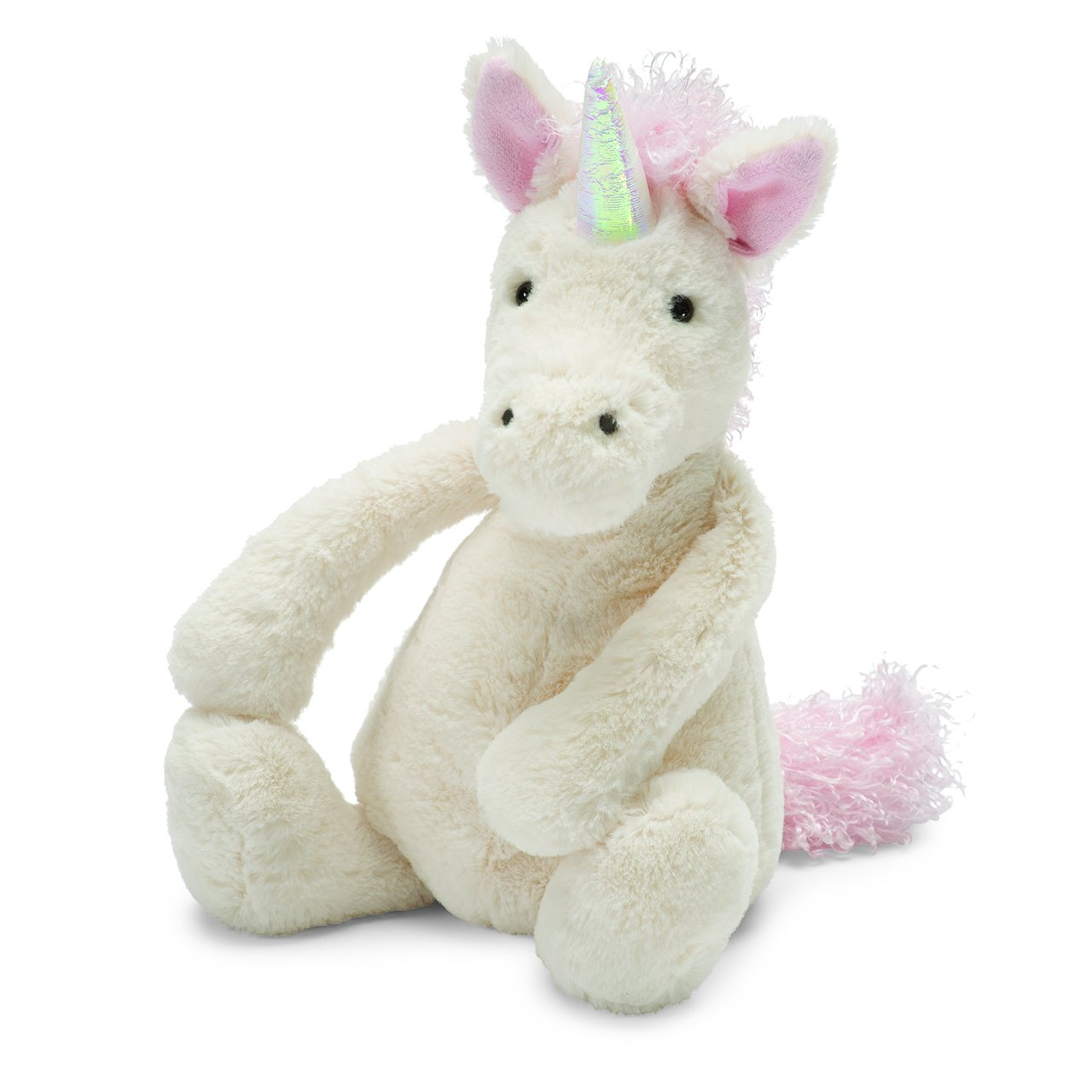 Jellycat Bashful Unicorn –  Soft Toy, S