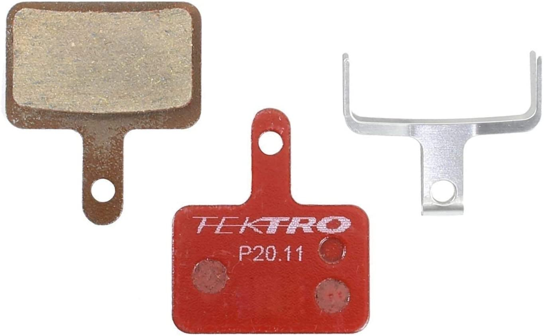 Replacement Disc Brake Pad 2 Pairs for Shimano Tektro Auriga Pro Auriga Comp