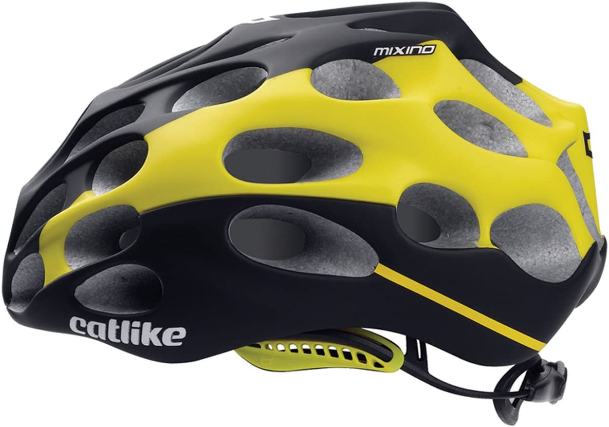 Catlike Mixino Black Yellow Matte Md Mixino, Md, Black Yellow Matte