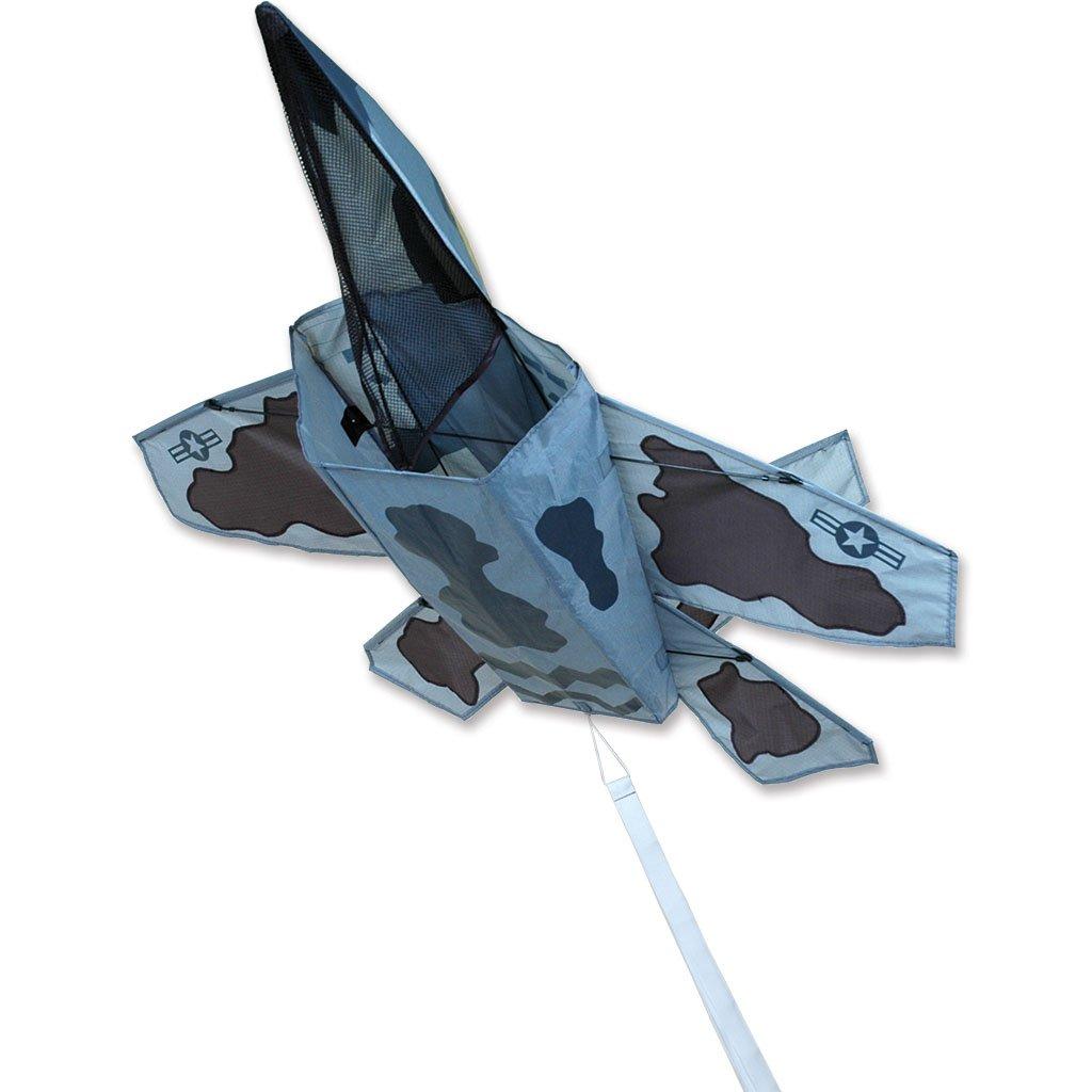 Premier Kites 3D Jet Kite - Stealth Attack by Premier Kites