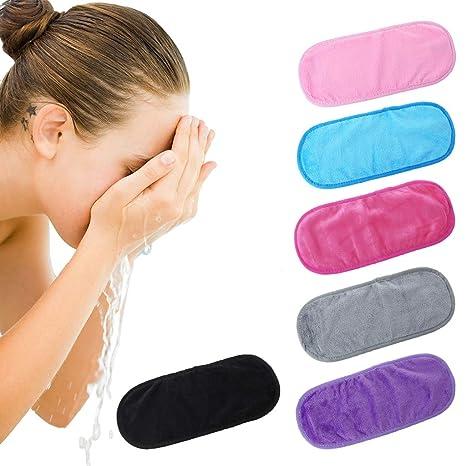 Manyo Reutilizable Toalla de baño Microfibra, Toallas de baño, 40 x 17 cm Color