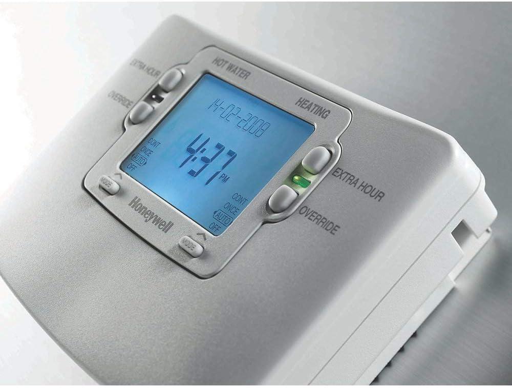 Honeywell St9400/C Chauffage central /& Eau chaude Programmateur blanc