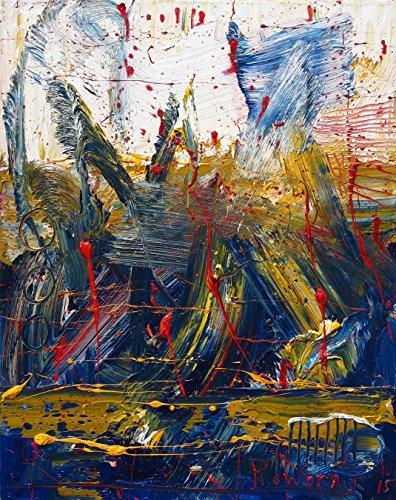 UNTITLED nn44 original oil painting vintage (Painting Vintage Original Oil)