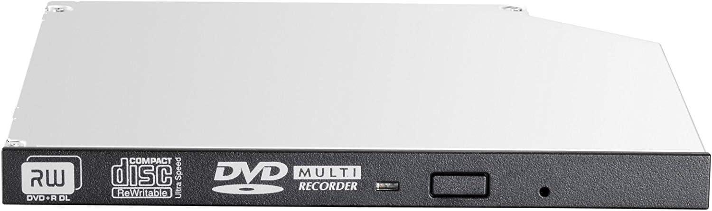HP 726537-B21 Disk drive - DVD+/-RW (+/-R DL) / DVD-RAM - 8x/8x/5x - Serial ATA - internal - HP jack black - for ProLiant DL180 Gen9, DL360 Gen9, DL380 Gen9, DL560 Gen9, ML10 Gen9, ML110 Gen9, ML30 Ge
