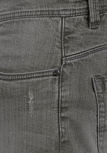 Pantaloni Regular 910 nbsp; nbsp; Dark Uomo Fit Denim Quebec Elasticizzato Da Jeans Indicode Grey qBZyzHWptW