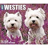 Just Westies 2018 Daily Desk Boxed Calendar