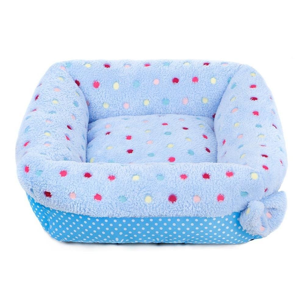 A 45x40x13cm A 45x40x13cm Lozse Pet Beds Pet Nest Pet Mat bed for Dogs and Cats Sleeping Cushion