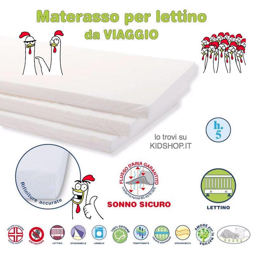 Materasso Willy & Co. per Letto da Campeggio 190 Prezzi offerte