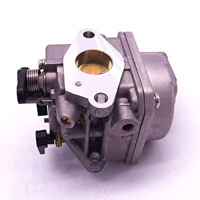 SouthMarine Boat Engine 3303-8M0053668 Carburetor Carb Assy for Mercury Mercruiser Quicksilver 4-Stroke 6HP Outboard Motor: Sports & Outdoors