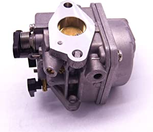 SouthMarine Boat Engine 3303-8M0053668 Carburetor Carb Assy for Mercury Mercruiser Quicksilver 4-Stroke 6HP Outboard Motor
