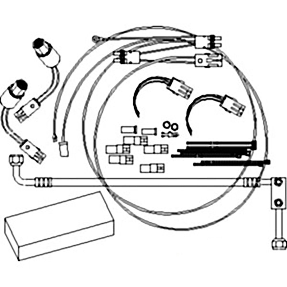 John Deere 4040 Wiring Harness Library Diagram Free Download Amazoncom Re203465 New Thermal Fuse Removal Kit Made To Fit Tractor