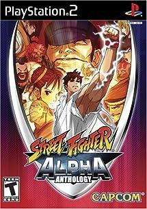 Street Fighter Alpha Anthology - PlayStation 2     - Amazon com