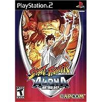 Street Fighter Alpha Anthology / Game - PlayStation 2 Standard Edition