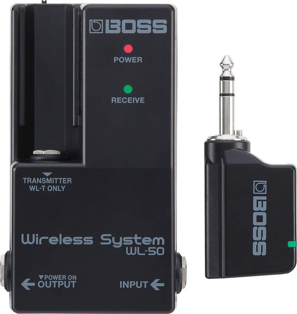 BOSS WL‑50 Guitar Wireless System by BOSS
