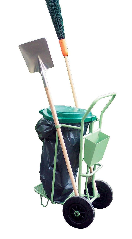 Carrito de limpieza de calles-Soporte para bolsa de basura 110L 14,80 Se vende sin accesorios: Amazon.es: Industria, empresas y ciencia