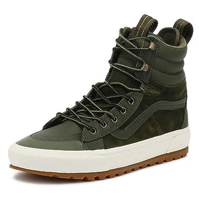 Vans SK8-Hi MTE DX Grape Leaf Grün Stiefel: Amazon.de: Schuhe ...