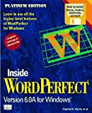 Inside WordPerfect 6 for Windows, , 1562052845
