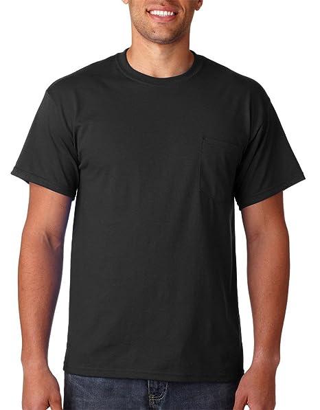 Gildan Adulto DryBlend preencogido bolsillo jersey camiseta de manga corta para niños (Pack de 3): Amazon.es: Ropa y accesorios
