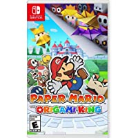 Paper Mario Origami King - Nintendo Switch - Standard Edition