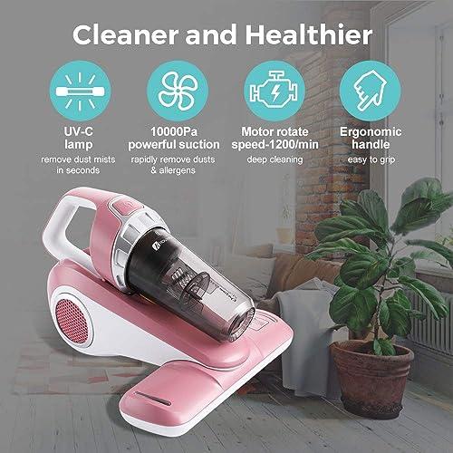 Houzetek Bed Vacuum Cleaner