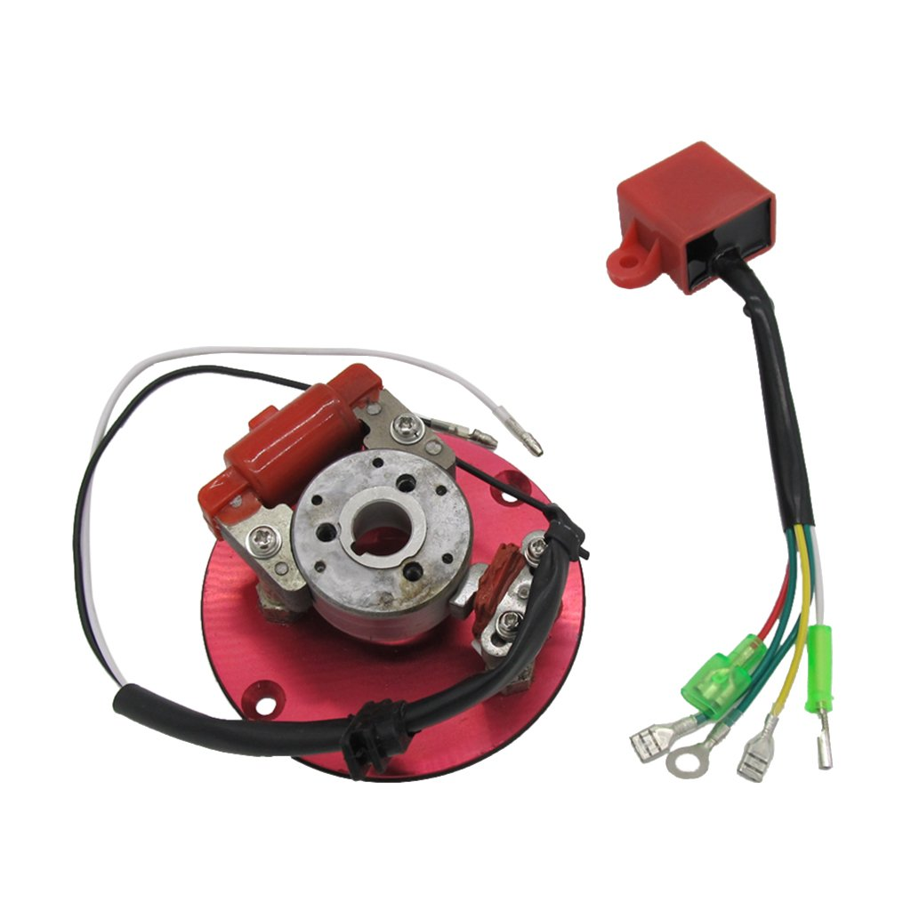 Sharplace High Speed Magneto Stator Inner Rotor Kit 50cc - 125cc for Pit Bike Scooter non-brand