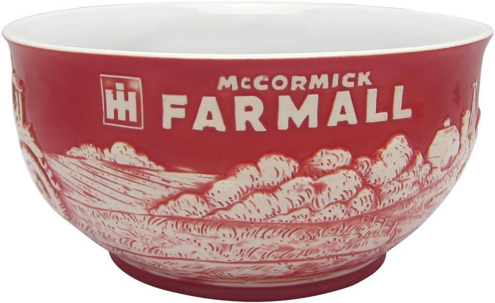 Farmall Stoneware Large Bowl