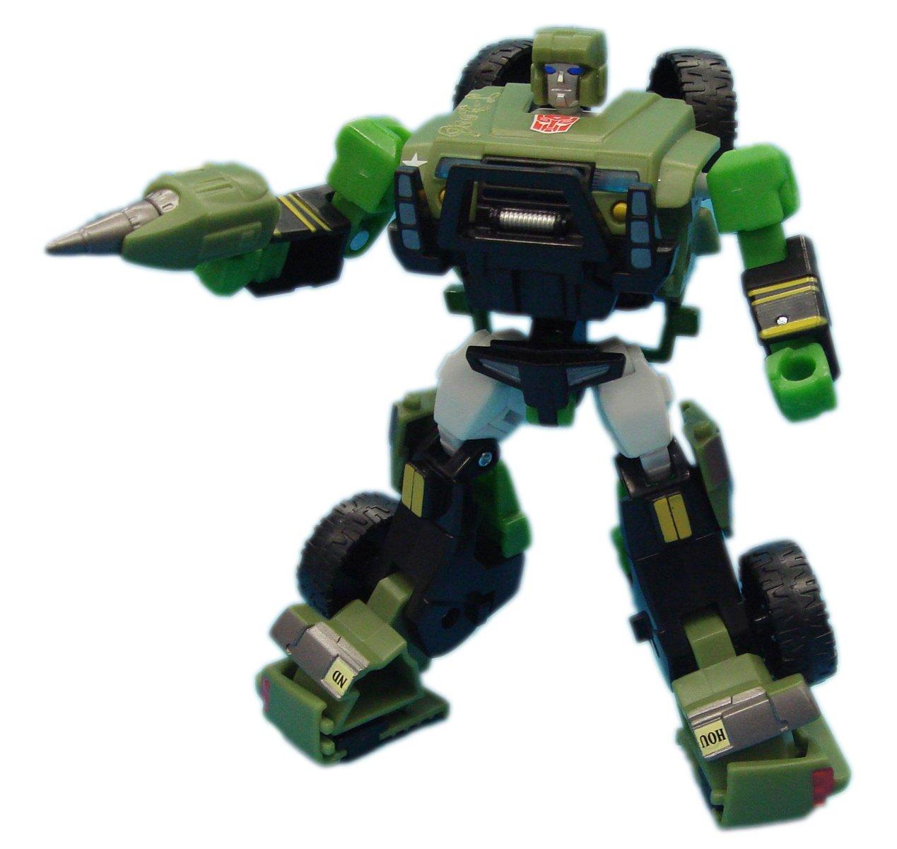 Amazon.com: Transformers Takara / Tomy Japanese Classics Henkei ...