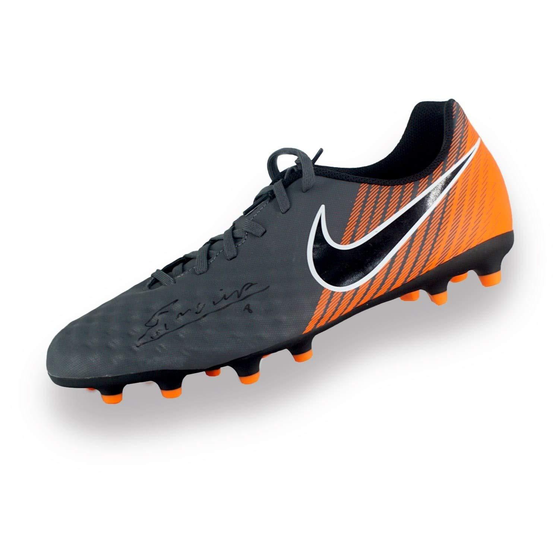 2c3ec7416ba Andres Iniesta Signed Magista Soccer Shoe