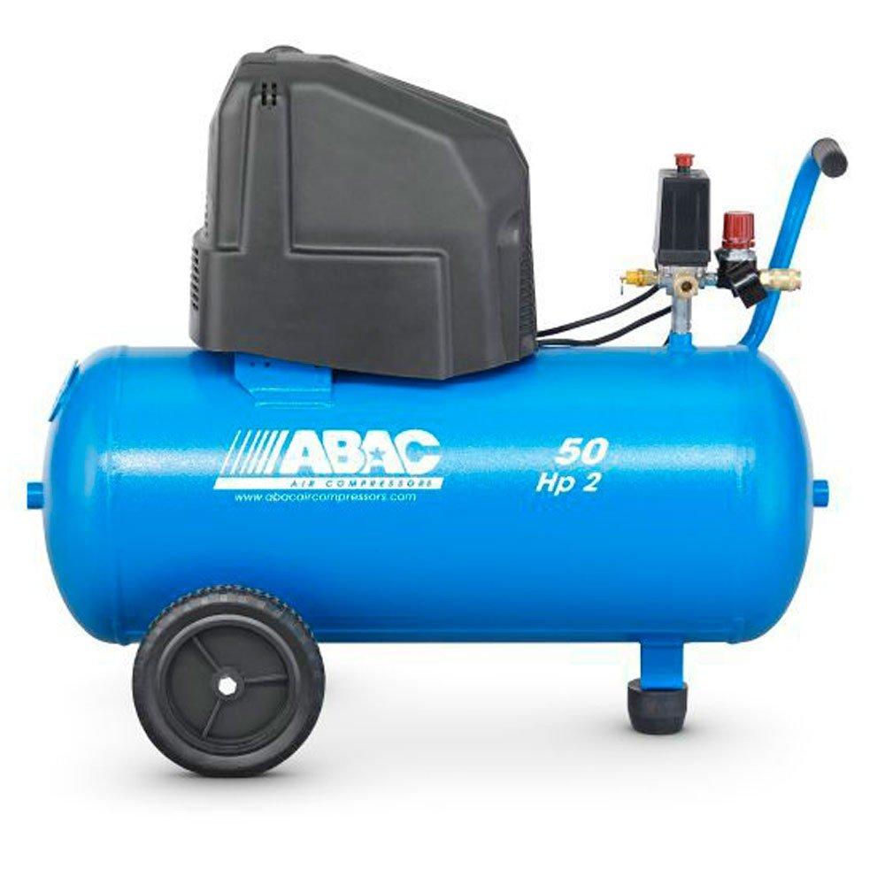 Compresor Aire 50lt, ABAC Montecarlo O20P: Amazon.es: Bricolaje y herramientas