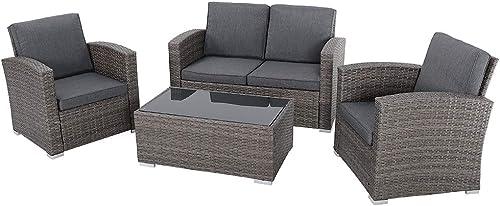 JOIVI Patio Furniture Set