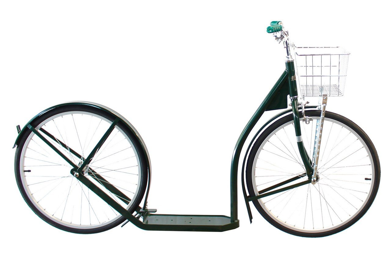 Amazon.com: amish-made Deluxe Kick Scooter Bike – 24 ...