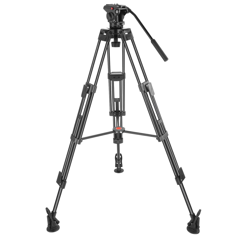 Neewer Professional Heavy Duty Video Camera Tripod,64...