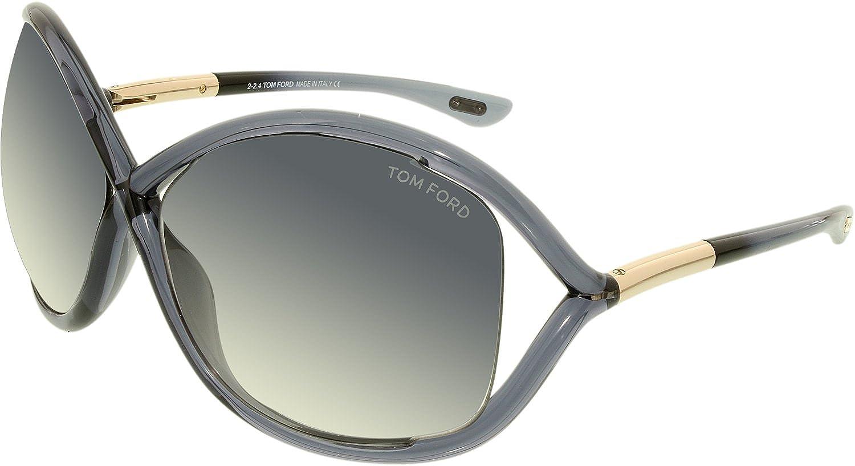 Tom Ford Sonnenbrille Whitney (FT0009 692 64)  Amazon.fr  Vêtements et  accessoires fa3d73f306ba