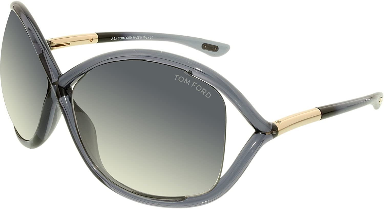 205afda7e25be Tom Ford Sonnenbrille Whitney (FT0009 692 64)  Amazon.co.uk  Clothing