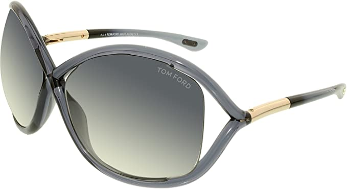 fd65245d4059c Tom Ford Sonnenbrille Whitney (FT0009 692 64)  Amazon.co.uk  Clothing