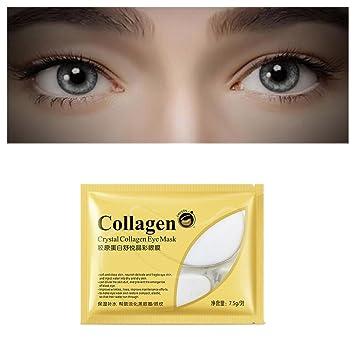 Amazon.com: Colágeno Máscara de ojo – inkach de ojo parche ...