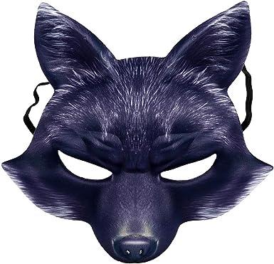 Animal Mask EVA Cosplay Mask Party Masks Christmas Halloween Eyemask for Kids