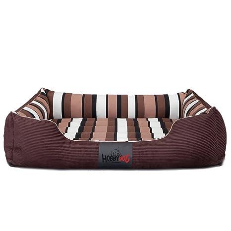 N hobbydog Exclusive sztpas5 XXL cama para perros Ruhe Espacio Perros Colchón Perro Cojín hundematte Dormir