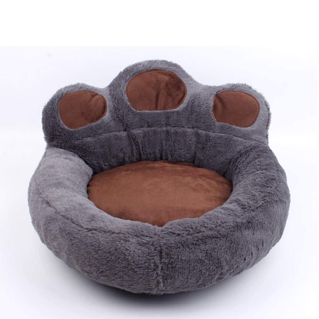 colorC L colorC L BHDYHM Pet Bed,Soft Pet Nest,Cat and Dog Cushion Bed,Dog Kennel,Dog Bed,Removable and Washable,Warm Pet Supplies Four Seasons Universal Suitable for Pets (color   colorC, Size   L)